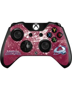 Colorado Avalanche Frozen Xbox One Controller Skin