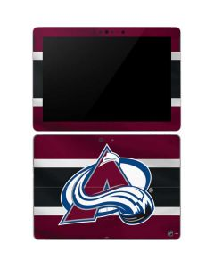 Colorado Avalanche Jersey Surface Go Skin