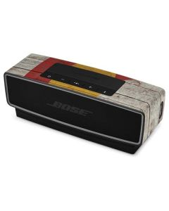 Colorado Flag Dark Wood Bose SoundLink Mini Speaker II Skin