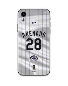 Colorado Rockies Arenado #28 iPhone XR Skin