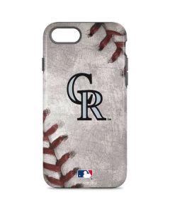 Colorado Rockies Game Ball iPhone 7 Pro Case
