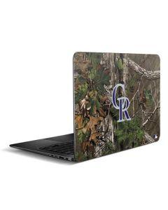 Colorado Rockies Realtree Xtra Green Camo Zenbook UX305FA 13.3in Skin