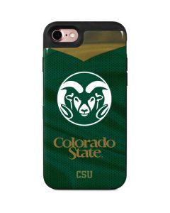 Colorado State Alternative iPhone 8 Wallet Case