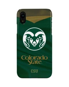 Colorado State Alternative iPhone XR Lite Case