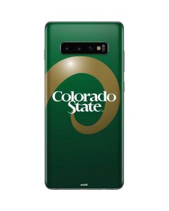 Colorado State Galaxy S10 Plus Skin