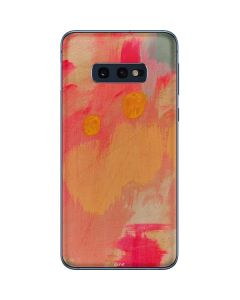 Colored Finger Paint Galaxy S10e Skin