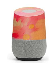 Colored Finger Paint Google Home Skin