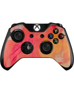 Colored Finger Paint Xbox One Controller Skin