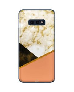 Colored Marble Galaxy S10e Skin
