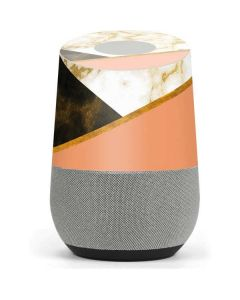 Colored Marble Google Home Skin