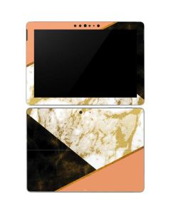 Colored Marble Surface Go Skin