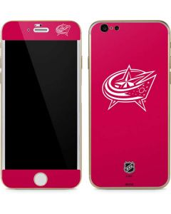 Columbus Blue Jackets Color Pop iPhone 6/6s Skin