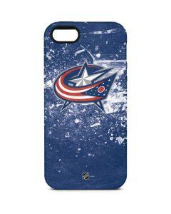 Columbus Blue Jackets Frozen iPhone 5/5s/SE Pro Case