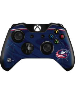 Columbus Blue Jackets Jersey Xbox One Controller Skin