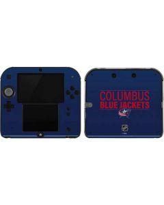 Columbus Blue Jackets Lineup 2DS Skin