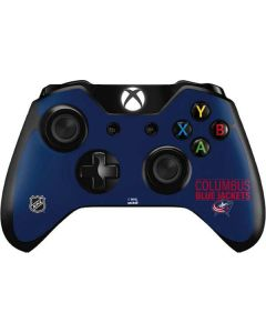 Columbus Blue Jackets Lineup Xbox One Controller Skin