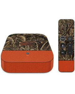 Columbus Blue Jackets Realtree Max-5 Camo Apple TV Skin