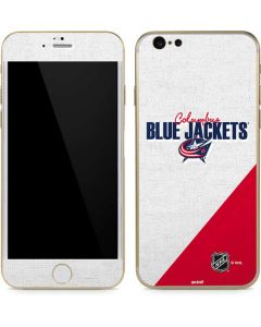 Columbus Blue Jackets Script iPhone 6/6s Skin
