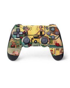 Comic Strip Popeye PS4 Controller Skin
