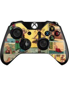 Comic Strip Popeye Xbox One Controller Skin