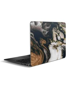Copper and Black Marble Ink Zenbook UX305FA 13.3in Skin