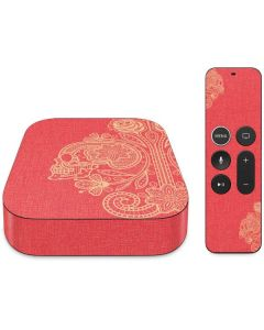 Coral Spring Apple TV Skin