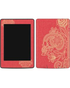 Coral Spring Amazon Kindle Skin