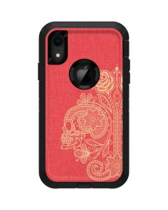 Coral Spring Otterbox Defender iPhone Skin