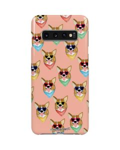 Corgi Love Galaxy S10 Lite Case