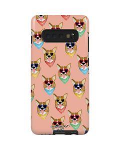 Corgi Love Galaxy S10 Plus Pro Case