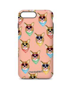 Corgi Love iPhone 8 Plus Pro Case