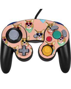 Corgi Love Nintendo GameCube Controller Skin