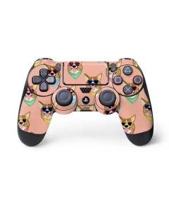 Corgi Love PS4 Controller Skin
