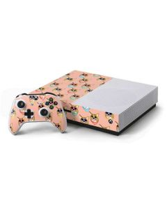 Corgi Love Xbox One S Console and Controller Bundle Skin