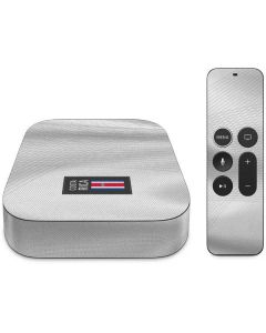 Costa Rica Soccer Flag Apple TV Skin