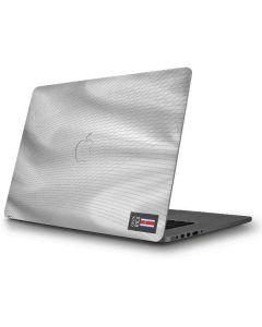 Costa Rica Soccer Flag Apple MacBook Pro Skin