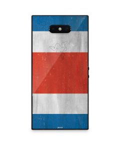 Costa Rican Flag Distressed Razer Phone 2 Skin
