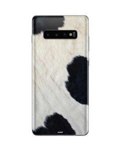 Cow Galaxy S10 Plus Skin