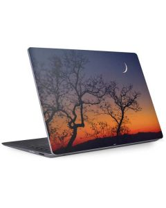 Crescent Moon At Sunset Surface Laptop 2 Skin