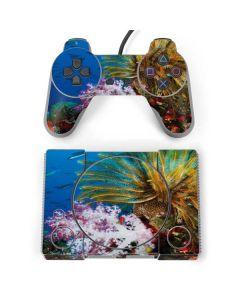 Crinoid and a Soft Coral Tree PlayStation Classic Bundle Skin