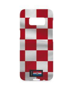 Croatia Soccer Flag Galaxy S8 Plus Lite Case