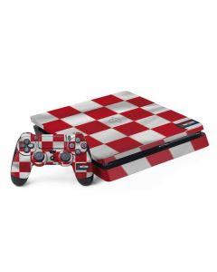 Croatia Soccer Flag PS4 Slim Bundle Skin