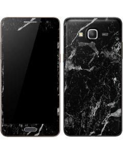 Crushed Black Galaxy Grand Prime Skin
