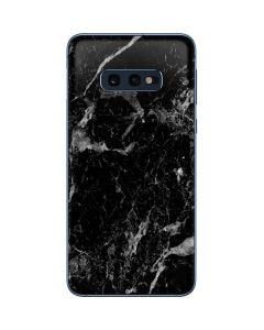 Crushed Black Galaxy S10e Skin