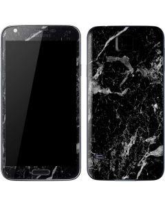 Crushed Black Galaxy S5 Skin