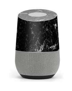 Crushed Black Google Home Skin