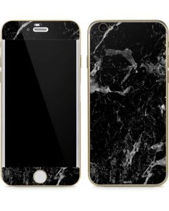 Crushed Black iPhone 6/6s Skin