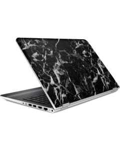Crushed Black HP Pavilion Skin