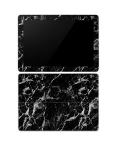 Crushed Black Surface Go Skin