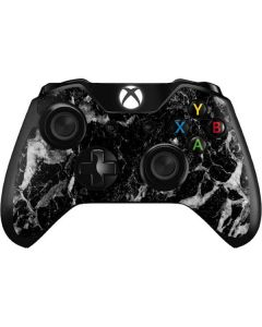 Crushed Black Xbox One Controller Skin